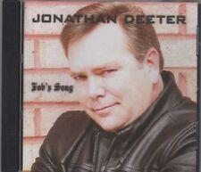 Job's Song ~ Jonathan Deeter ~ Christian ~ Gospel ~ CD ~ Used VG