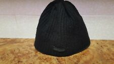 Ski-Doo stocking cap Wool Beanie Winter Hat BLACK VGC X MXZ Summit Mach REV