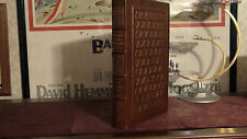 Easton Press The Last Of The Mohicans James Fenimore Cooper 100 Greatest