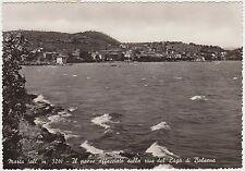 MARTA - IL PAESE AFFACCIATO SULLA RIVA DEL LAGO DI BOLSENA (VITERBO) 1953