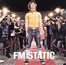 FM Static-Critically Ashamed CD Christian Rock/Punk (NEW Factory Seal FREE SHIP)