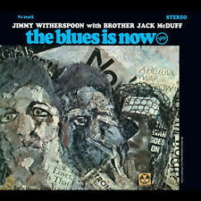 The Blues Is Now by Jimmy Witherspoon & Brother Jack McDuff (2005, Verve)