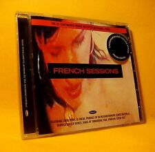 CD DJ Bertrand French Sessions Vol 02 Mixed Compilation 14TR 1997 Deep House