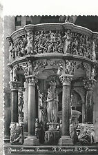 Pisa Cathedral Cathedral Pulpit   Giovanni Pisano   B/W Postcard 337