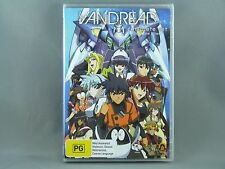 Vandread Complete Set Stages One & Two  - 4DVD R4 Anime