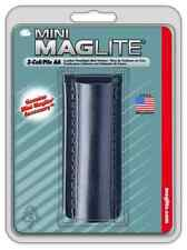 Maglite AM2A026 Leather AA Flashlight Holster, 2-1/4""