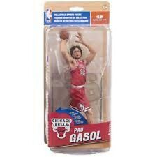 McFarlane NBA Series 27 Pau Gasol Chicago Bulls new in hand