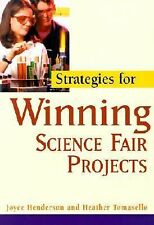 Strategies for Winning Science Fair Projects