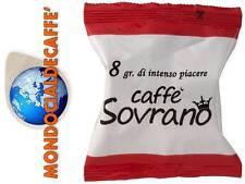 600 cialde capsule caffè sovran CREMA e AROMA compatibili lavazza espresso point