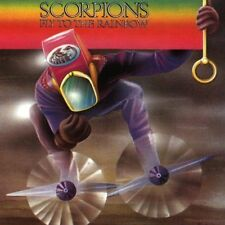 SCORPIONS - FLY TO THE RAINBOW - CD NEW SEALED - GERMANY