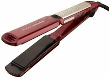 "Conair CS33R Infiniti PRO 1 1/2"" Tourmaline Ceramic RED Straightener Hair Iron"