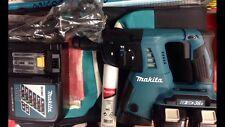 Tassellatore A Batteria 36v Makita Dhr263 + 2 Bl1840 + Dc18rc + Borsa Nuovo Liti