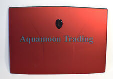 NEW Dell Alienware M17xR3 Display Visual Red Back Top Panel Case LCD LID 0MKH2