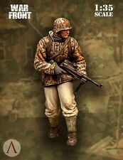 Scale 75 War Front Panzergrenadier Ardennes WW2 1/35th Unpainted Resin Kit
