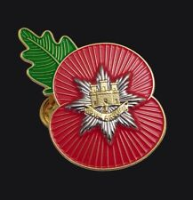 Royal Anglian Regiment ( R.ANG ) Regimental Poppy Pins