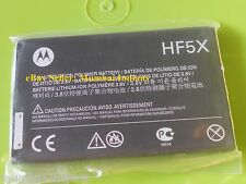 ORIGINAL MOTOROLA HF5X BATTERY FOR PHOTON 4G, ELECTRIFY MB855 SPRINT DEFY XT XT5