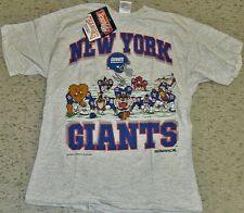 New York Giants shirt Vintage 90's Looney Tunes sz. XL NEW MINT Bugs Bunny Taz