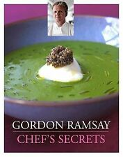 Gordon Ramsay Chef's Secrets Light Healthy Diet Cook Recipes Book New