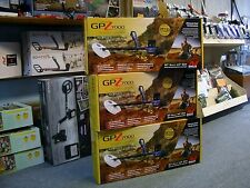 NEW FACTORY SEALED GPZ 7000 MINELAB METAL DETECTOR 40 % DEEPER DETECTION ON GOLD