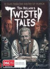 TOM HOLLAND'S TWISTED TALES -  -  NEW REGION 4 DVD FREE LOCAL POST