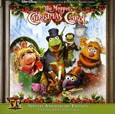 The Muppets, Muppets - Muppets Christmas Carol (Original Soundtrack) [New CD]