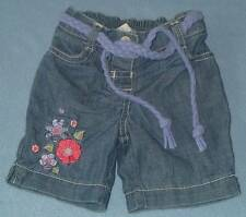Target Gorgeous Little Girls Embroidered Jeans, Size 000