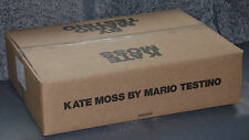 Kate Moss,Mario Testino LIMITED EDITION OF 1500 SEALED SIGNED