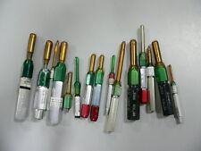 """Go Bore Plug Gages 0.049"""" to 0.2717"""" Lot of 15"""