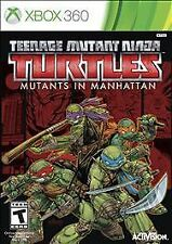 Xbox 360 Teenage Mutant Ninja Turtles: Mutants in Manhattan (2016) NEW & SEALED