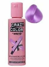 Crazy Color by Renbow Semi Permanent Hair Dye Cream in No.54 LAVENDER 100ml