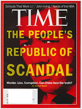 TIME Magazine May 14, 2012 China Corruption, Medical Marijuana, Queen in LEGOS