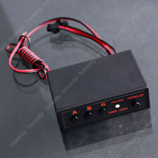 Universal LED Strobe Flash Light Flashing Controller for DC12V Car Motorcycle