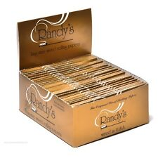Randy's Original King Size  Rolling Papers Sealed 25 Pack Display