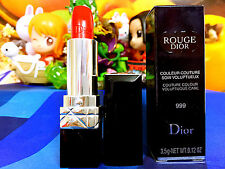 Christian Dior Rouge Dior Couture Colour Voluptuous Care#999,531 3.5g NIB