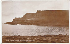 Northern Ireland Postcard - The Headlands - Giants Causeway - Real Photo   Z220