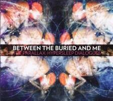 BETWEEN THE BURIED AND ME The Parallax: Hypersleep Dialogues EP