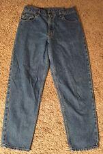 Carhart's Men's Blue Jeans Size 34x30 RN #14860 EUC