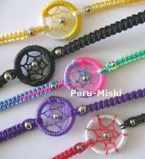 100 DREAMCATCHER FRIENDSHIP BRACELETS from Peru