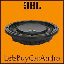 "JBL MS-10SD4 10"" 1000 WATTS SLIM / SHALLOW CAR SUBWOOFER"