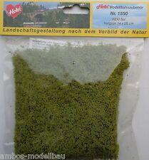 (197,70€/m²) Heki 1550 Heki flor Belaubungsvlies hellgrün, 28 x 14 cm, Neu