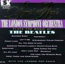 1 CENT CD Plays the Music of the Beatles - London Symphony Orchestra