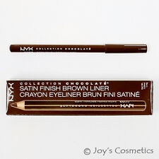 "1 NYX Collection Chocolate EyeLiner ""CC03 - Satin finish Brown"" *Joy's cosmetics"