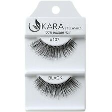 Kara Human Hair Eyelashes - 107