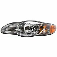 Headlight For 2000-2005 Chevrolet Monte Carlo Driver Side w/ bulb