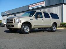 Ford : Excursion Limited 4X4