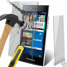 100% Genuine Tempered Glass Film Screen Protector for Blackberry Leap