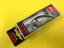 Special Edition Rapala Risto Rap RR-5 ALB, Bleak Color Lure, NIB.