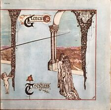 Genesis - Trespass - Vinyl LP 33T