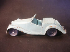 Old Vintage Plastic M.G. Car Made In England