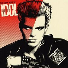 BILLY IDOL - THE VERY BEST OF IDOL - IDOLIZE YOURSELF  CD + DVD NEW+
